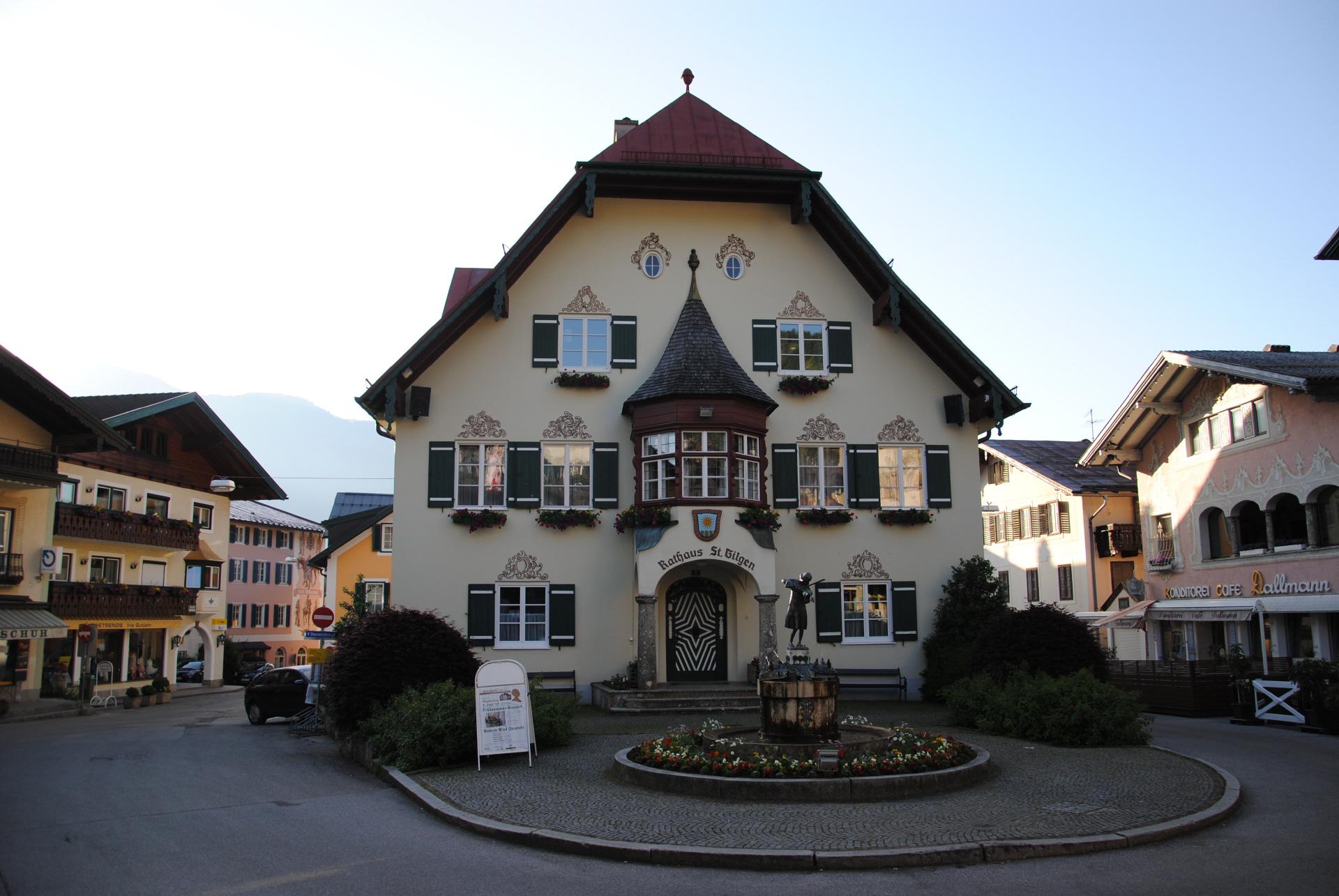 Hotel Falkensteiner St Gilgen