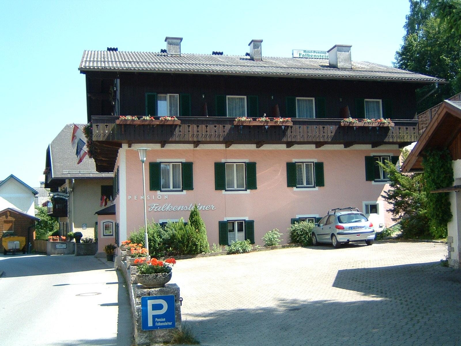 Hotel Pension Falkensteiner St Gilgen Wolfgangsee